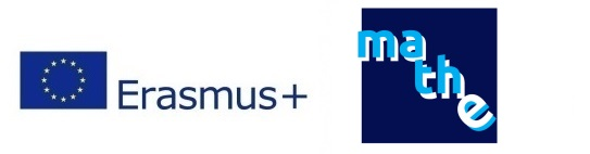 "Erasmus + KA2 Strateginės partnerystės: ""MathE - Improve Math Skills in Higher Education"""